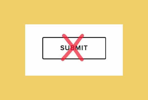 Name your Submit button something else (KerryAThompson.com)