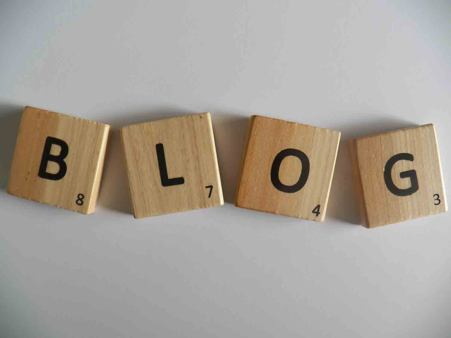 KerryAThompson.com blog: Blogging has benefits for increasing website traffic and improving SEO