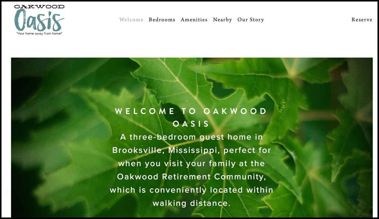Oakwood Oasis