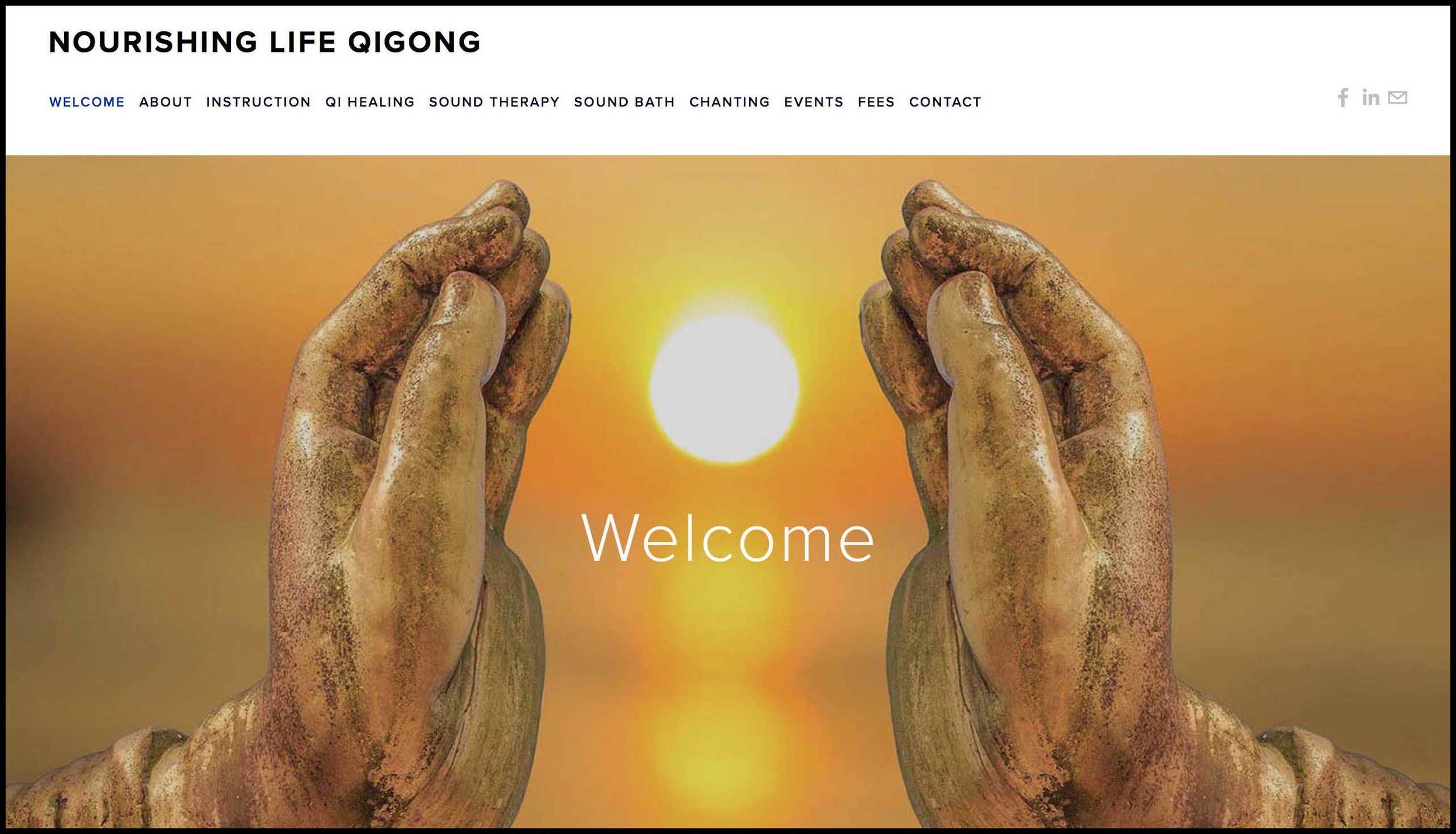 Nourishing Life Qigong