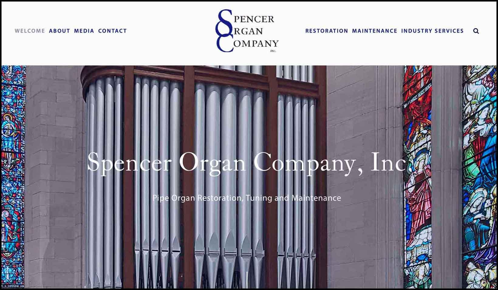Spencer Organ Company