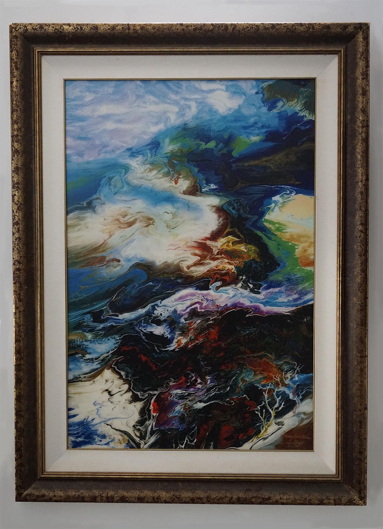 Regular Canvas Print (Framed)