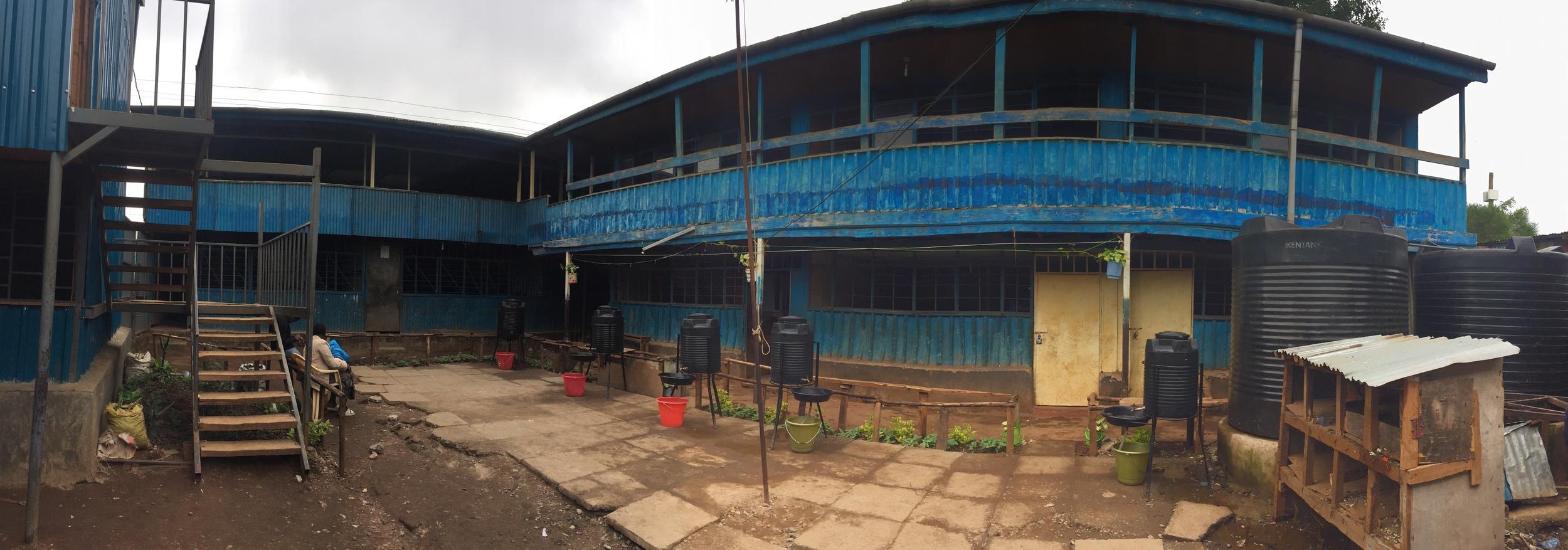 New Adventure School, Kibera