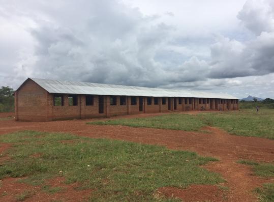 7 New School Classrooms at Kitgum Matidi School