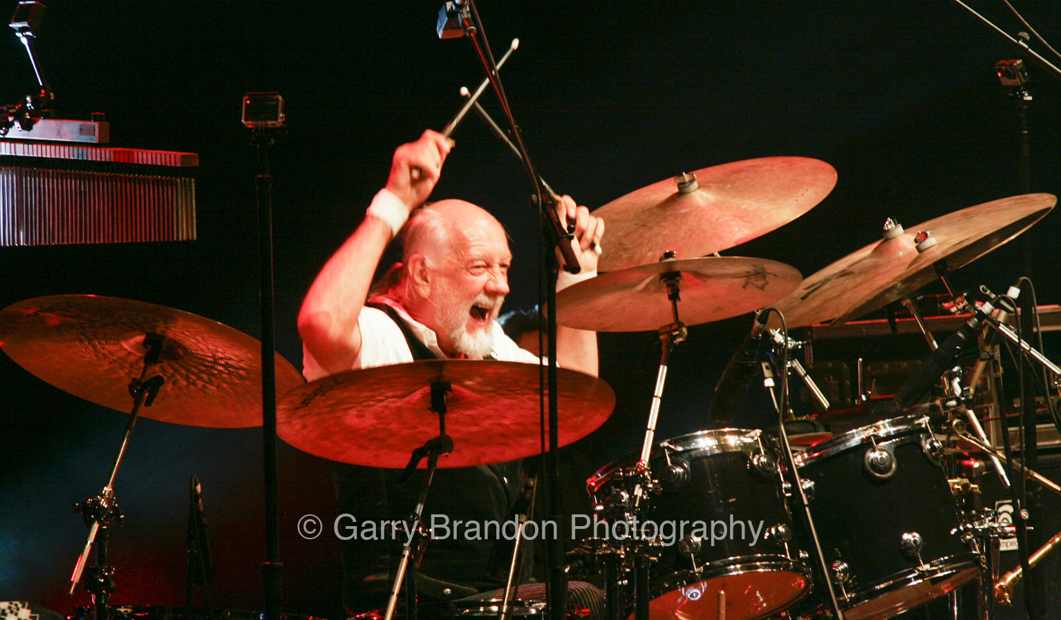 CLICK THE IMAGE ABOVE FOR LIVE PHOTOS FROM Mick fleetwood'S Blues Band's AUCKLAND SHOW   BY Photo by Garry Brandon