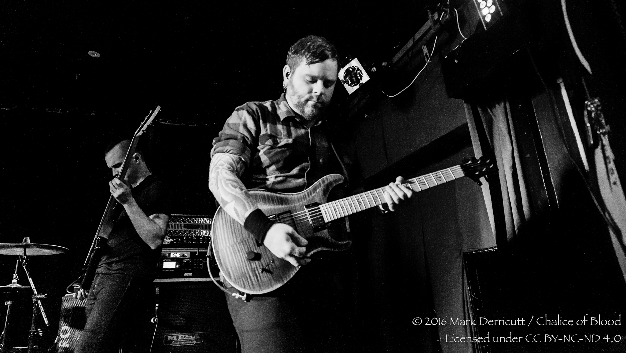 CLICK THE IMAGE ABOVE FOR LIVE PHOTOS FROM BETWEEN THE BURIED AND ME'S AUCKLAND SHOW   BY  Mark Derricutt