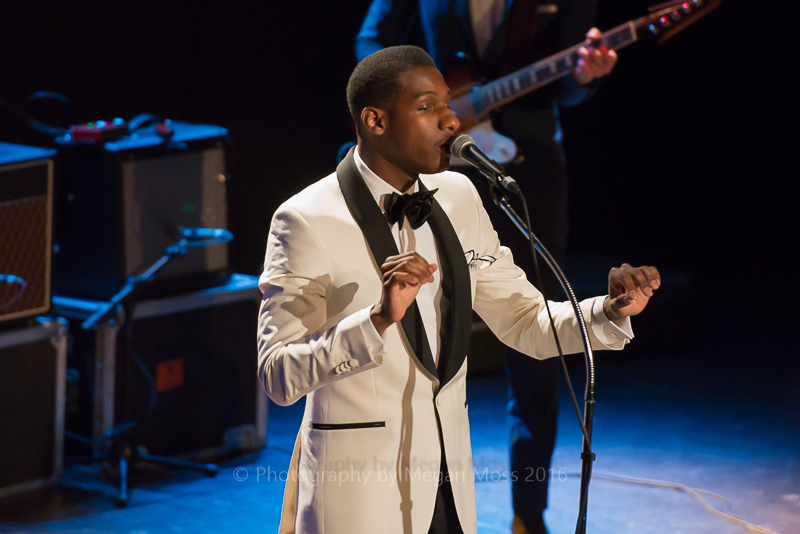 CLICK THE IMAGE ABOVE FOR LIVE PHOTOS FROM LEON BRIDGES'S AUCKLAND SHOW BY    Megan Moss