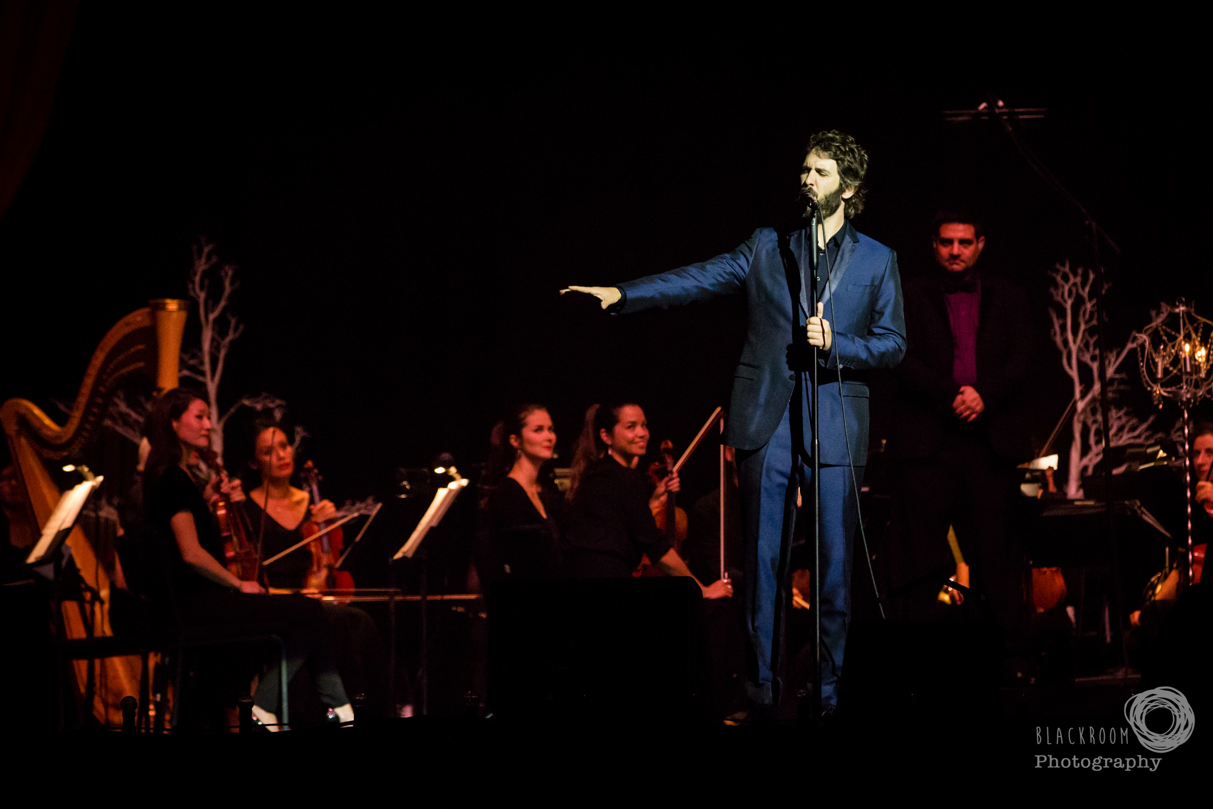 CLICK THE IMAGE ABOVE FOR LIVE PHOTOS FROM josh groban'S AUCKLAND SHOW   BY    MEGAN BLACKWELL