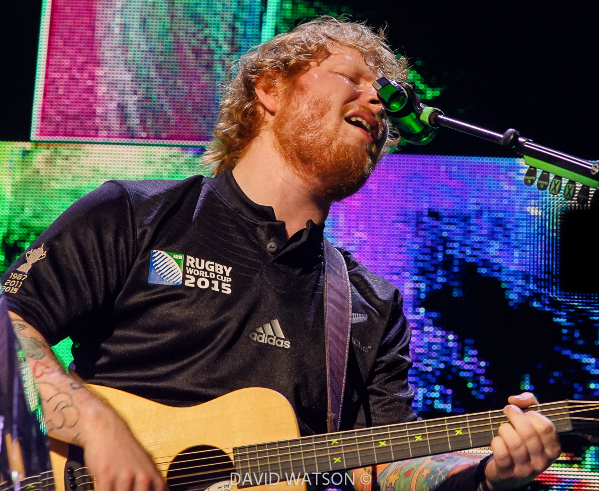 CLICK THE IMAGE ABOVE FOR LIVE PHOTOS FROM ED SHEERAN'S AUCKLAND SHOW BY DAVID WATSON
