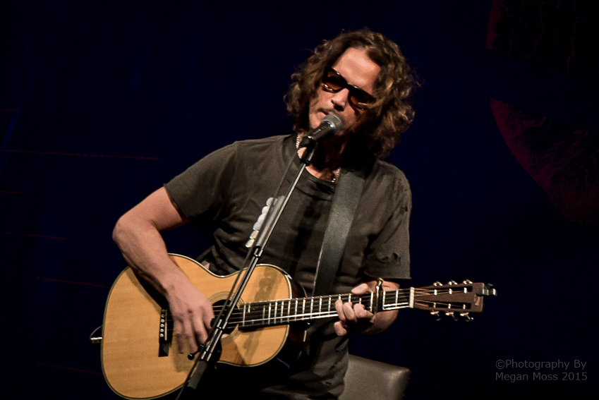 CLICK THE IMAGE ABOVE FOR LIVE PHOTOS FROM CHRIS CORNELL'S AUCKLAND SHOW BY    MEGAN MOSS