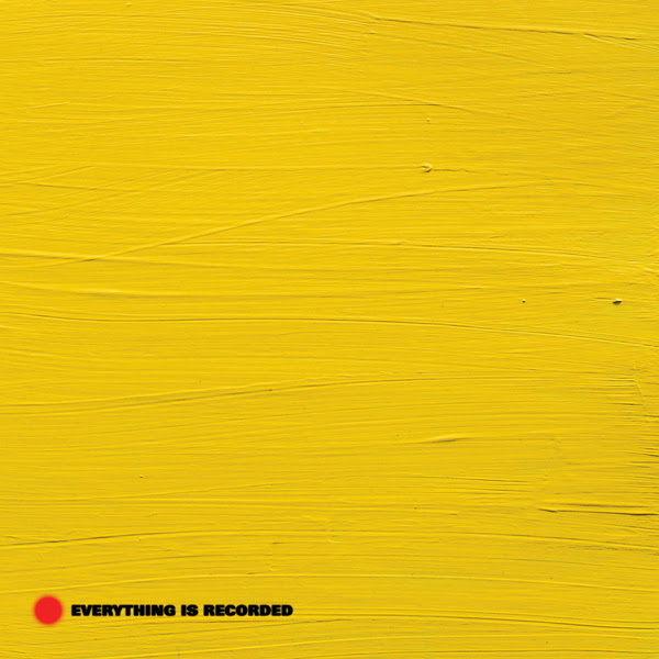 Everything Is Recorded by Richard Russell track list:   1. Intro 2. Close But Not Quite (feat. Sampha) 3. She Said (feat. Obongjayar & Kamasi Washington) 4. Wet Looking Road (feat. Giggs) 5. Mountains Of Gold (feat. Sampha, Ibeyi, Wiki and Kamasi Washington) 6. Show Love (feat. Syd & Sampha) 7. Echoes In The Bone - Interlude (feat. Rachel Zeffira) 8. Bloodshot Red Eyes (feat. Infinite & Green Gartside) 9. Cane (feat. Ibeyi) 10. Purify - Interlude (feat. Infinite & Peter Gabriel) 11. Be My Friend (feat. Infinite) 12. Everything Is Recorded (feat. Sampha and Owen Pallett)