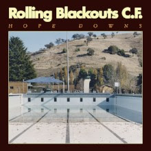 Hope Downs tracklist:  An Air Conditioned Man  Talking Straight  Mainland  Time In Common  Sister's Jeans  Bellarine  Cappuccino City  Exclusive Grave  How Long?  The Hammer