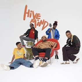 HIVE MIND TRACK LISTING:   1. Come Together  2. Roll (Burbank Funk)  3. Come Over  4. La Di Da  5. Stay the Night  6. Bravo  7. Mood  8. Next Time / Humble Pie  9. It Gets Better (With Time)  10. Look What U Started  11. Wanna Be  12. Beat Goes On  13. Hold On