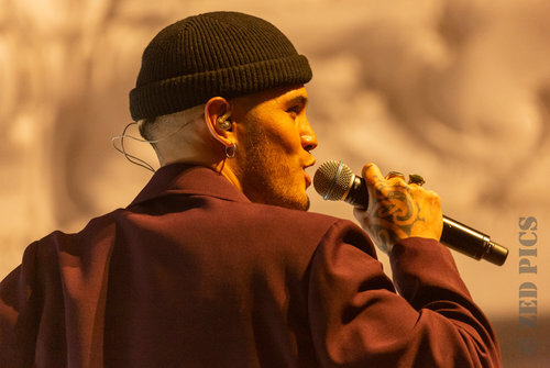 Stan Walker | Photo Chris Zwagdyk