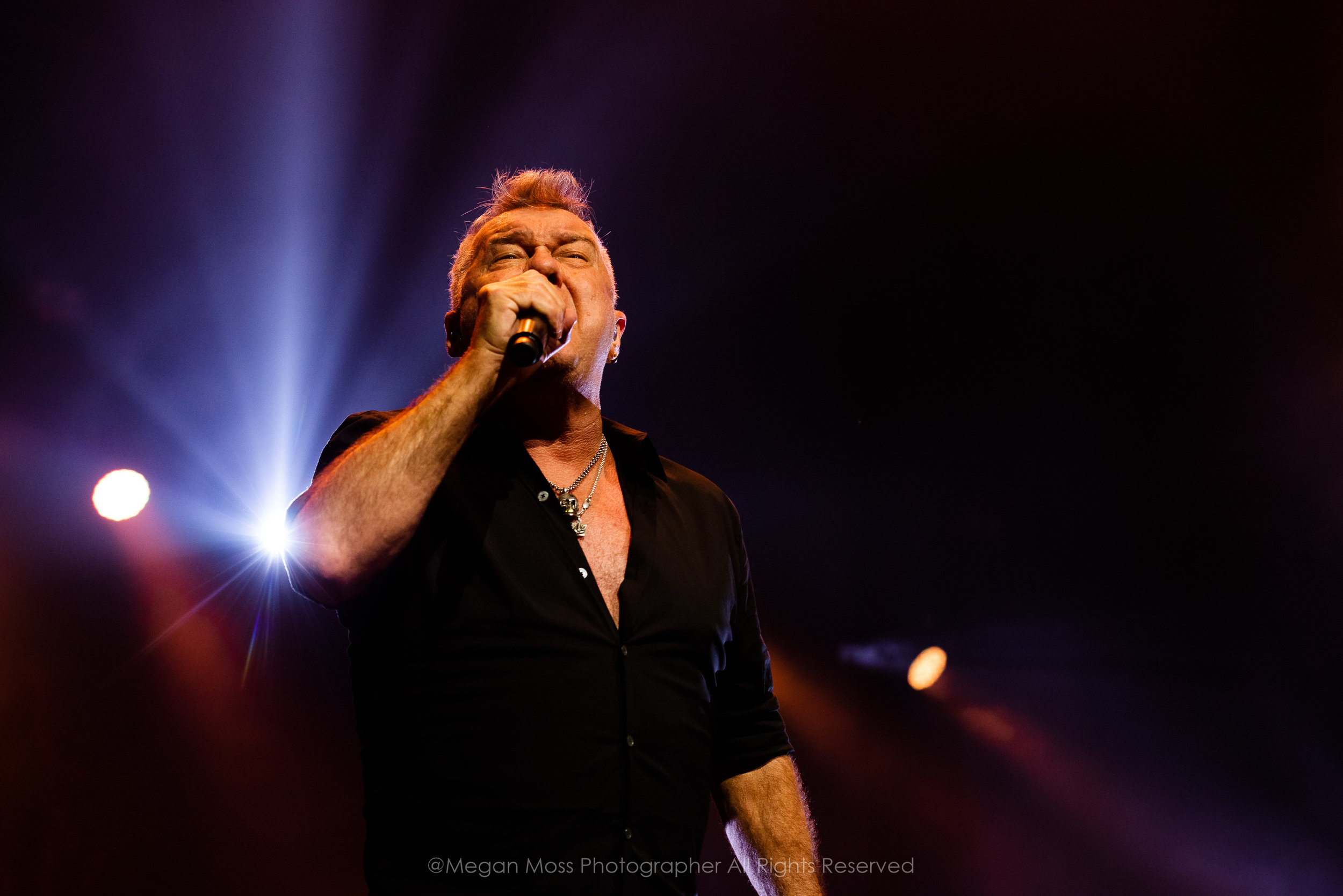 Jimmy Barnes | Photo Megan Moss