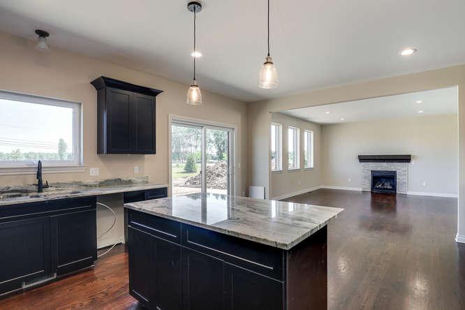 HOMESITE # 20 - 4 Bedroom Colonial Home$400,00017185 Chianti Ct, Macomb Twp MI 48042 -