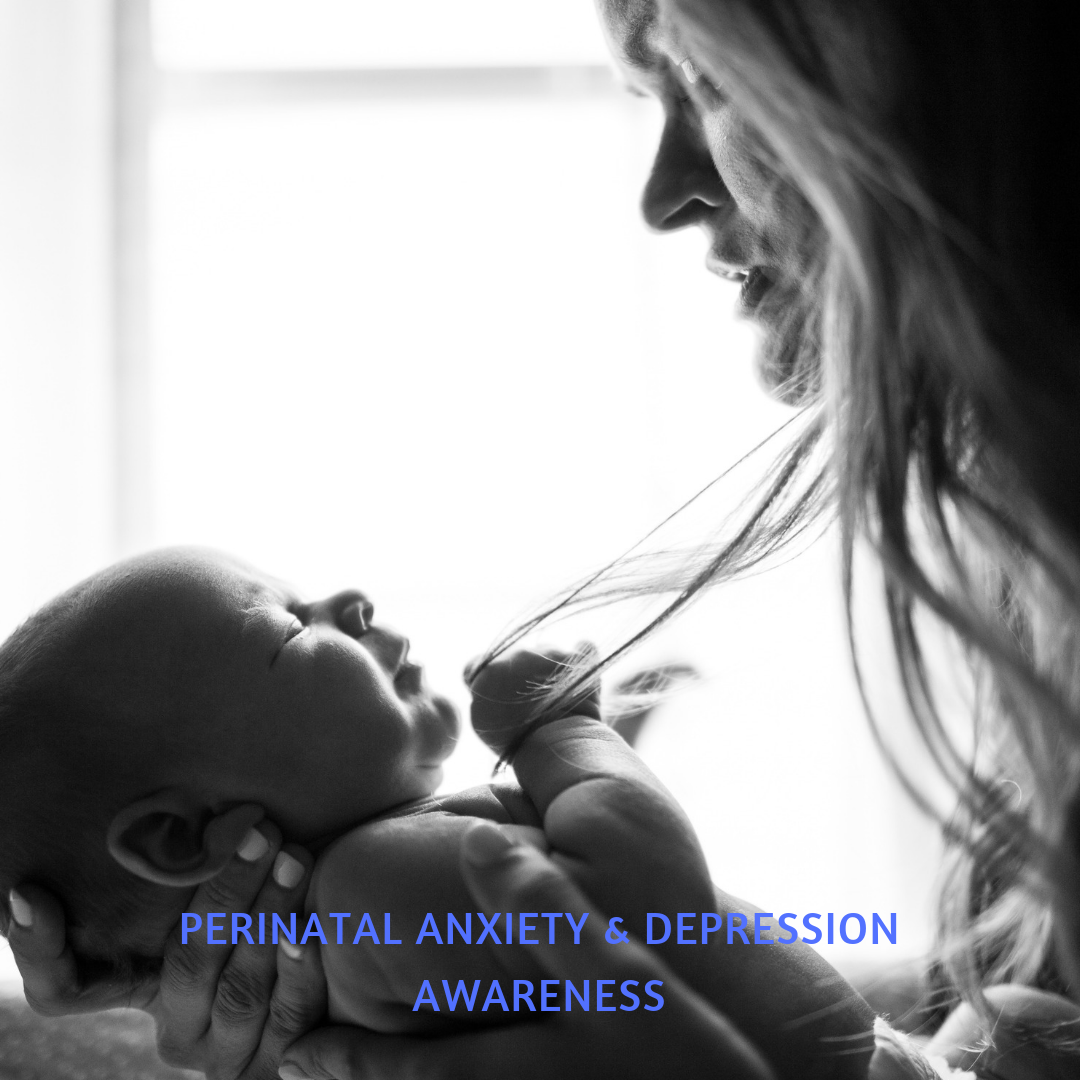 Perinatal Anxiety & Depression Awareness