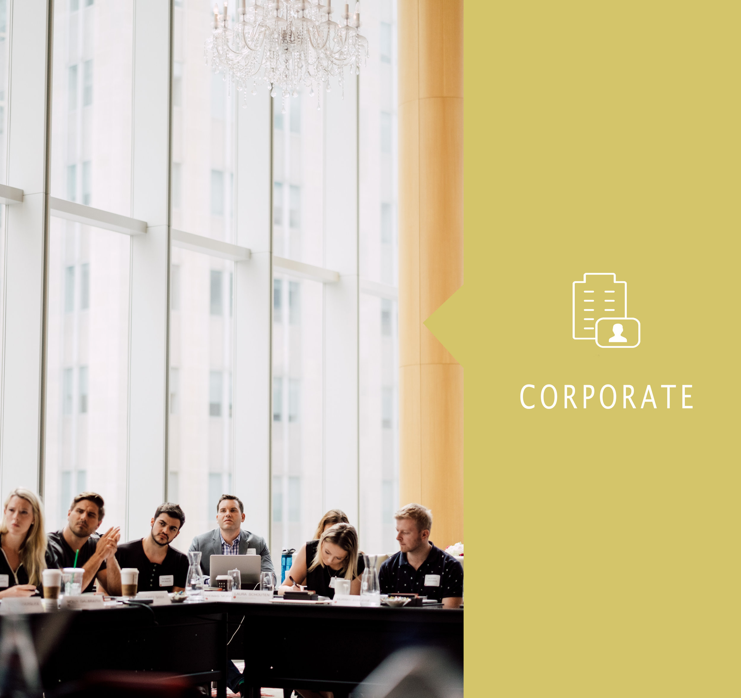 Corporate Special Event Gallery