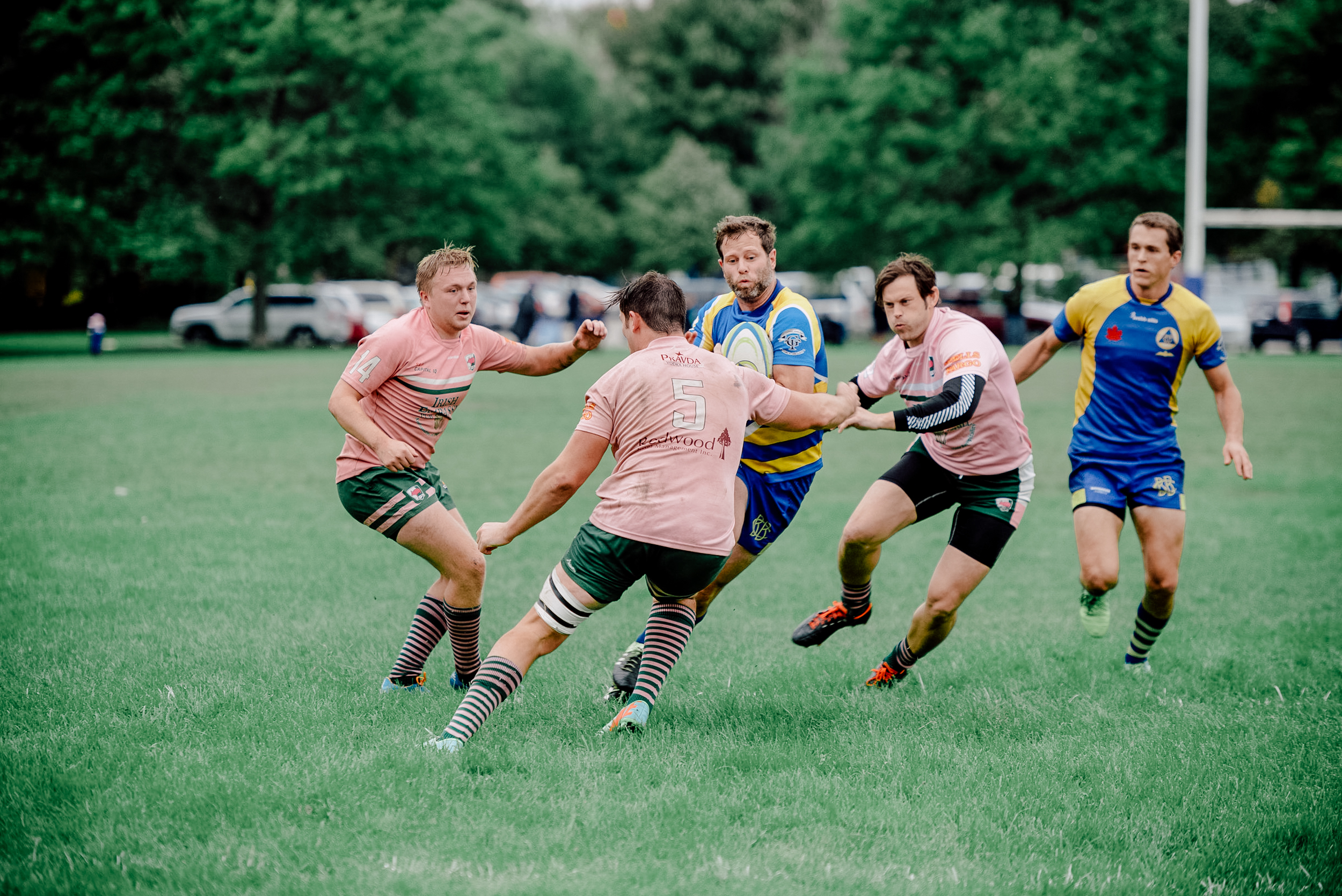 Toronto Rugby Photographer