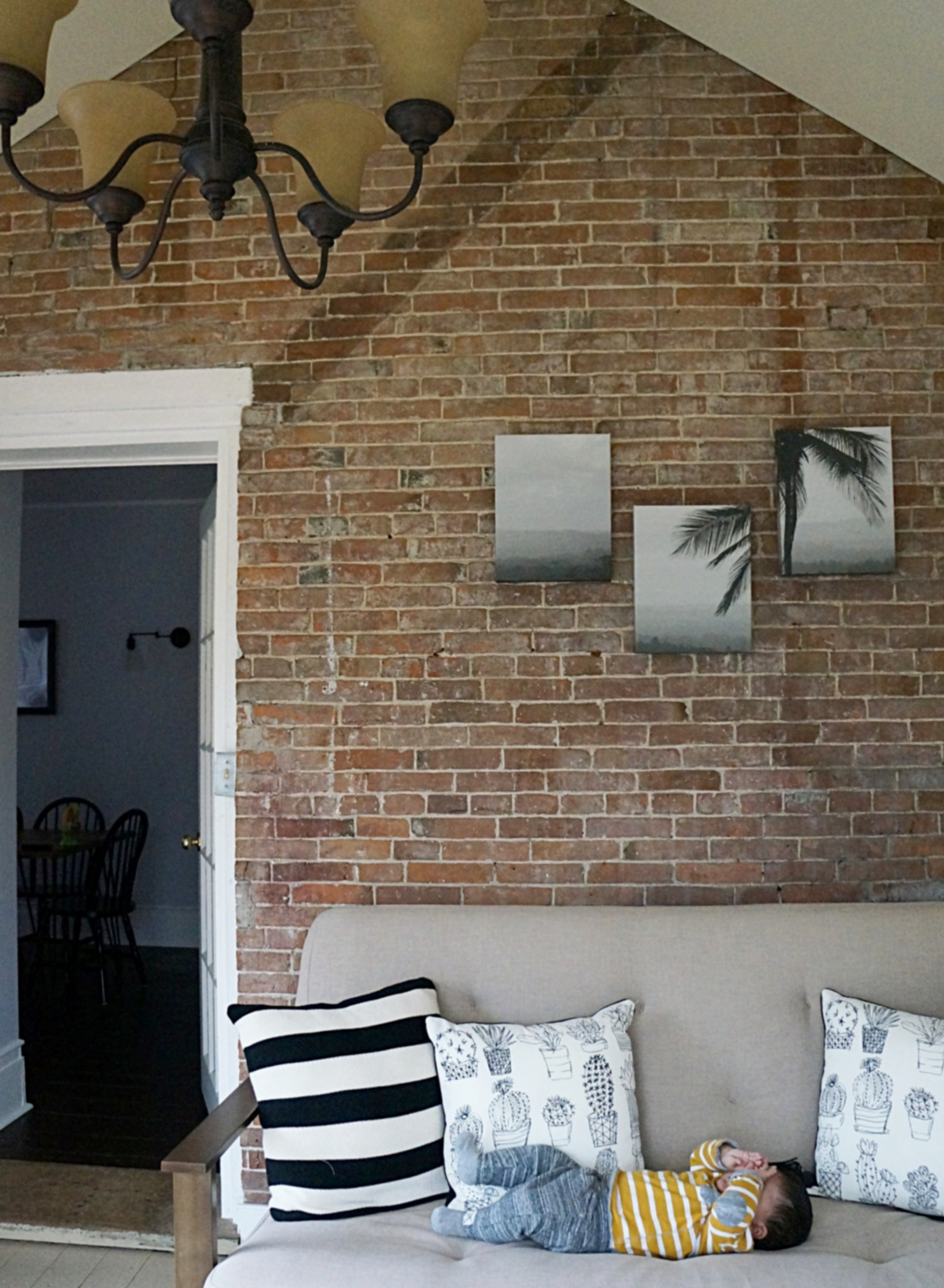 Prince Edward County, ON Canada - 1800's cottage, restored & renovated.