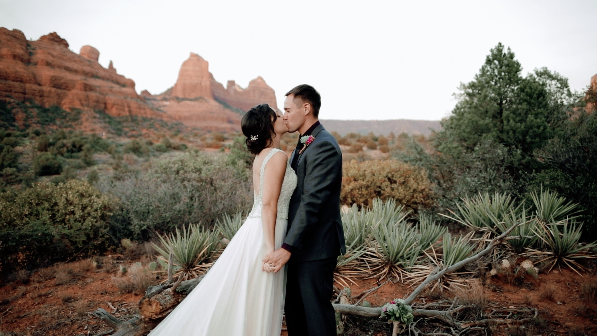 Sedona Wedding Film