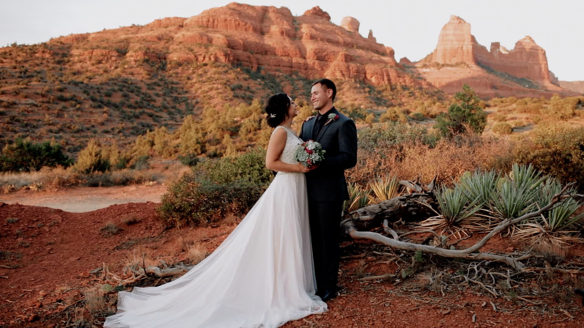 Sky Ranch Lodge Wedding