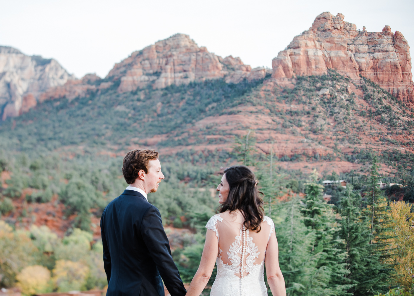 L'Auberge de Sedona wedding videography