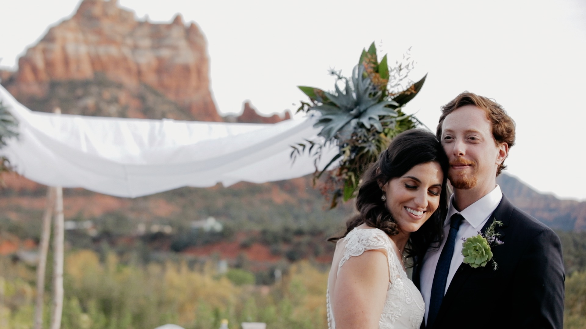L'Auberge de Sedona wedding videographer
