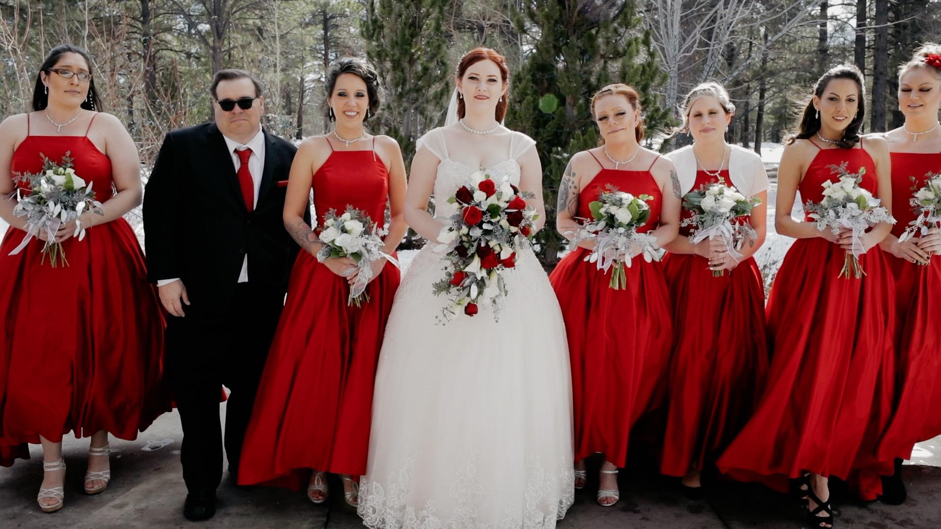 Flagstaff wedding