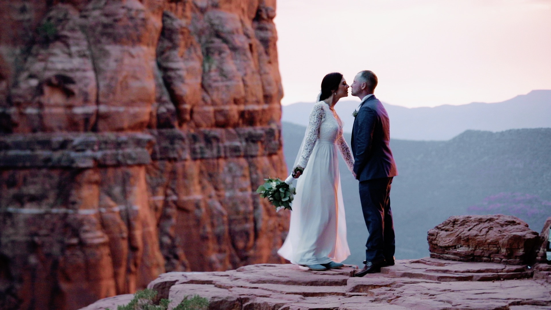 Sedona wedding videographer
