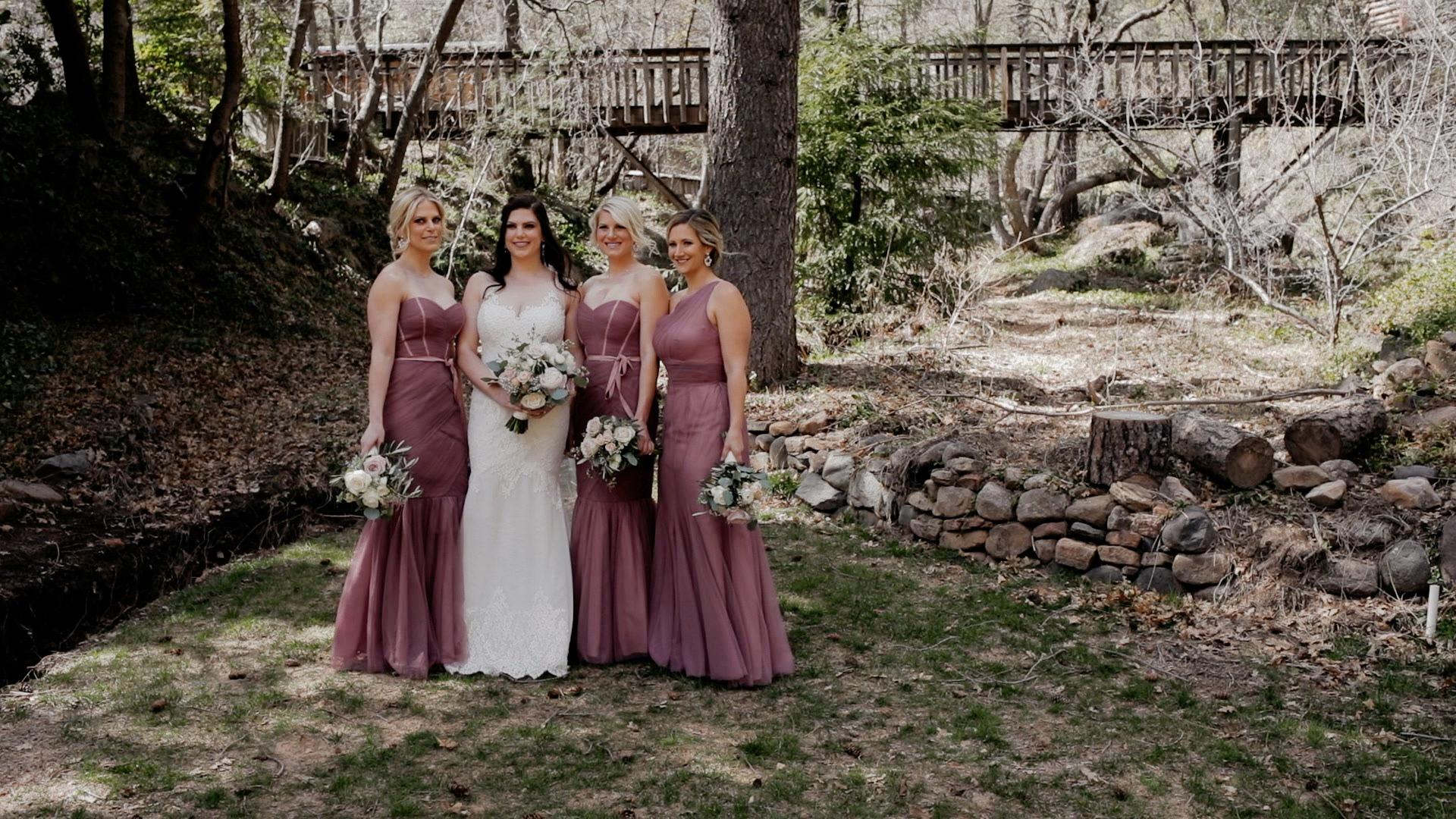 sedona wedding vieography