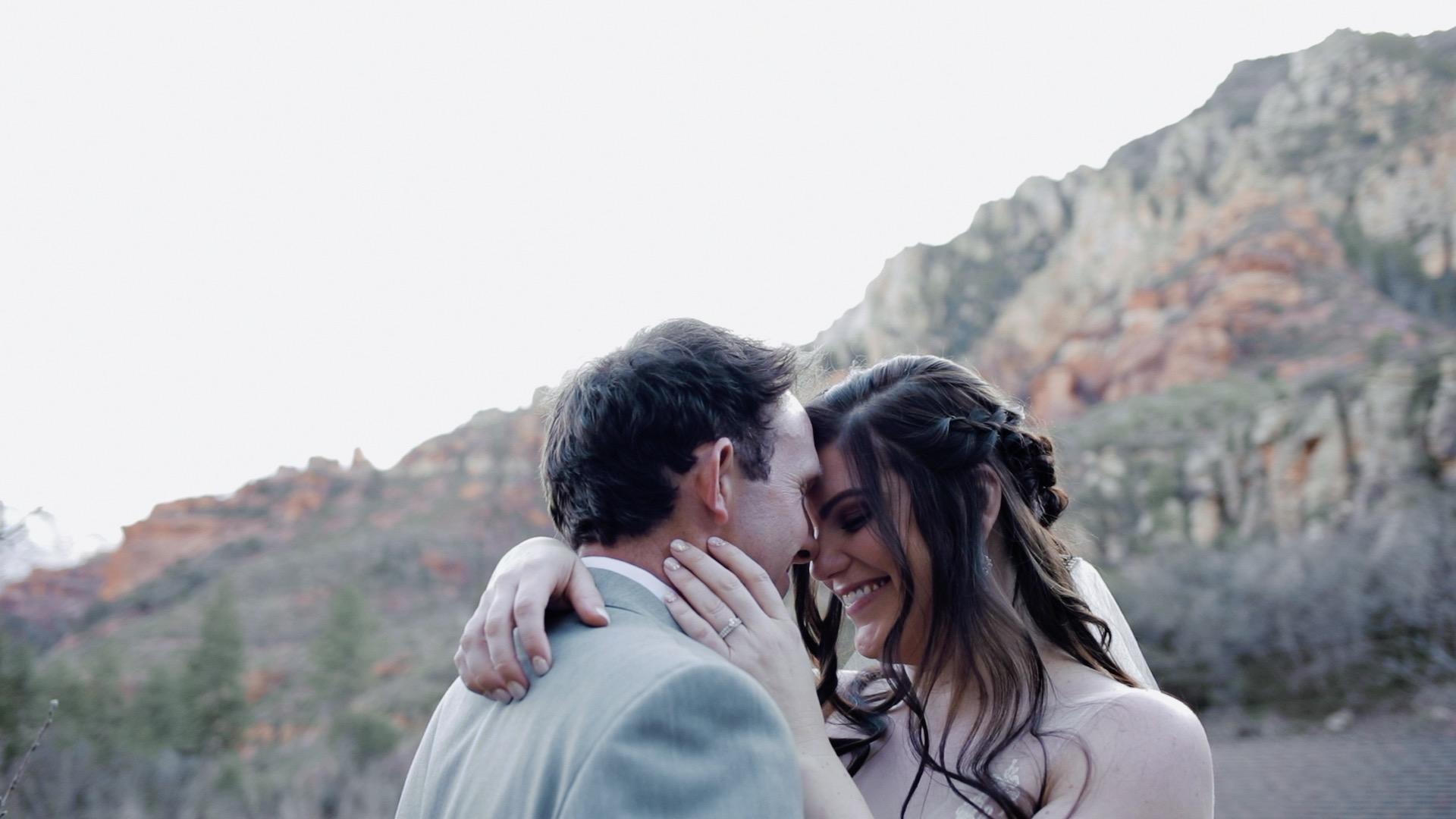 sedona wedding videographer