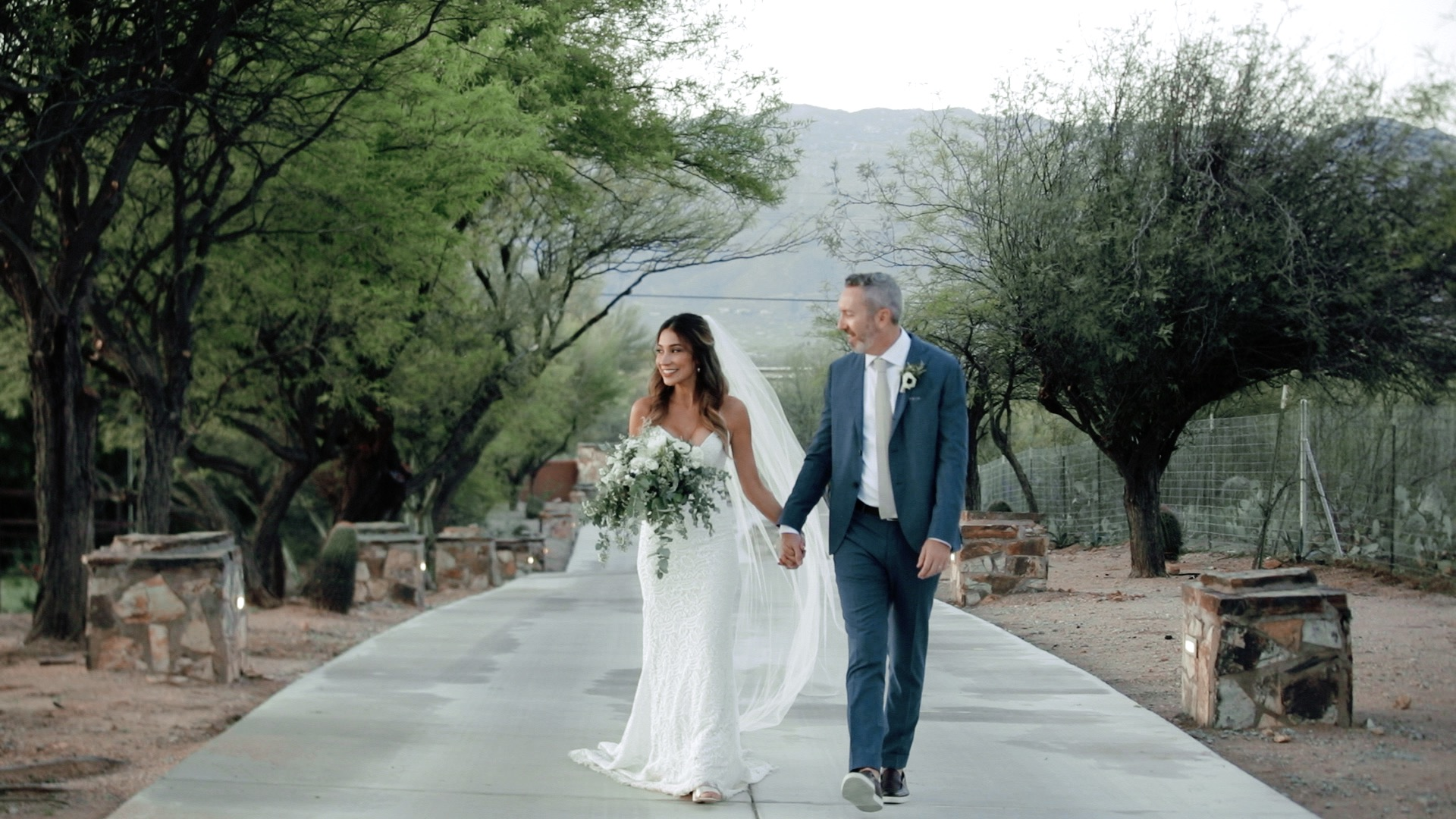 Tucson wedding videographer