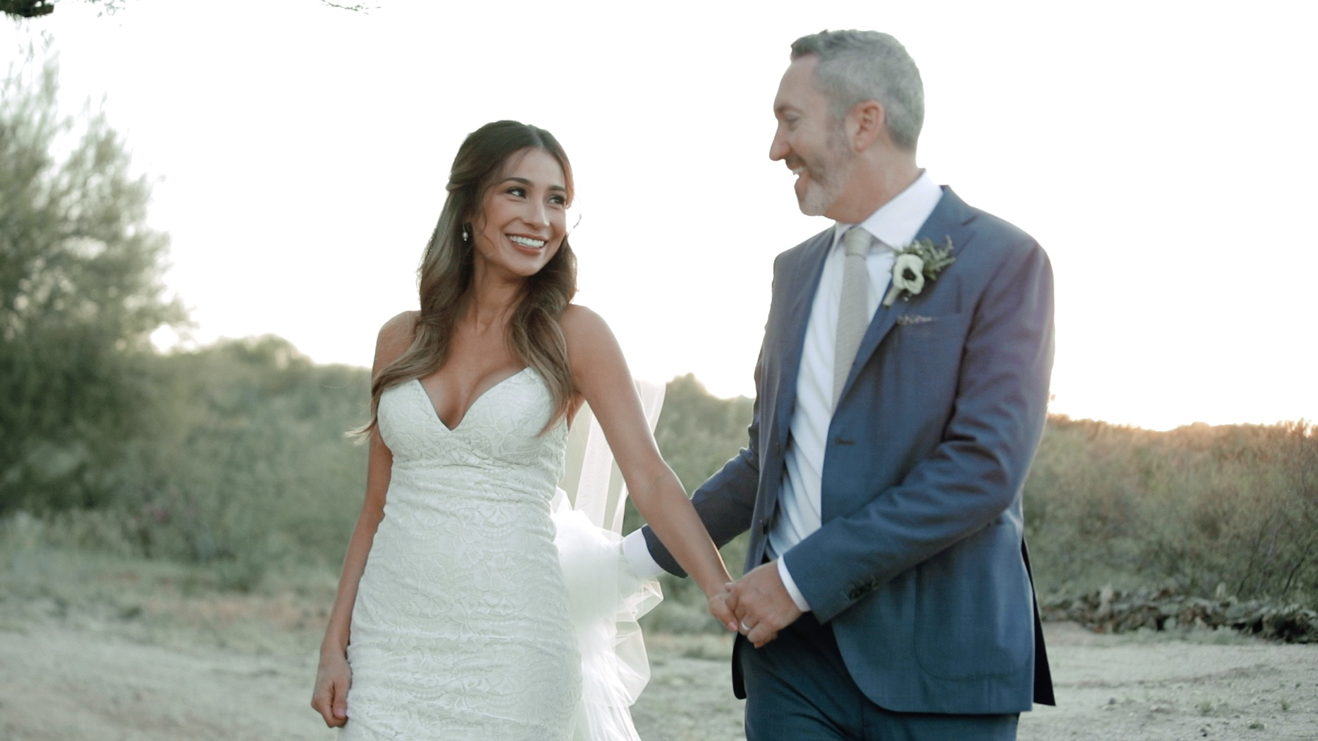 sedona and Tucson wedding videographer