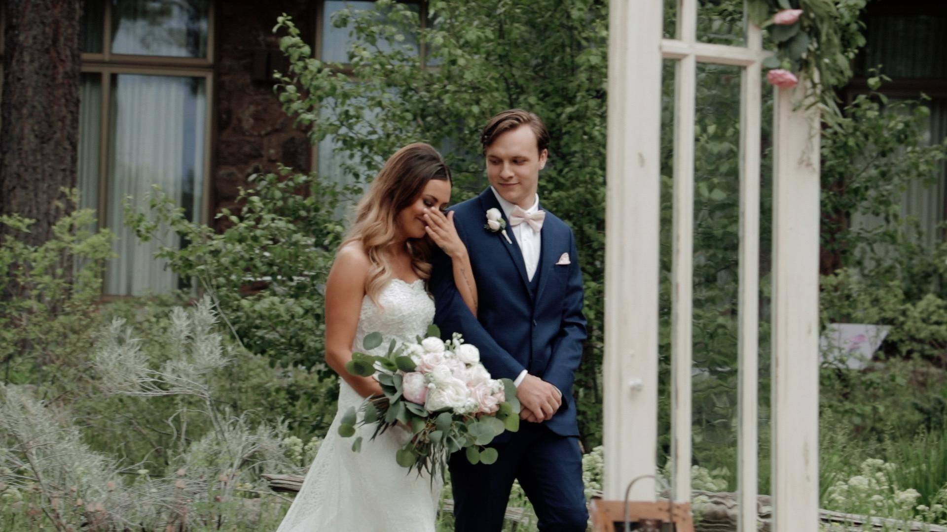 Arboretum at Flagstaff wedding