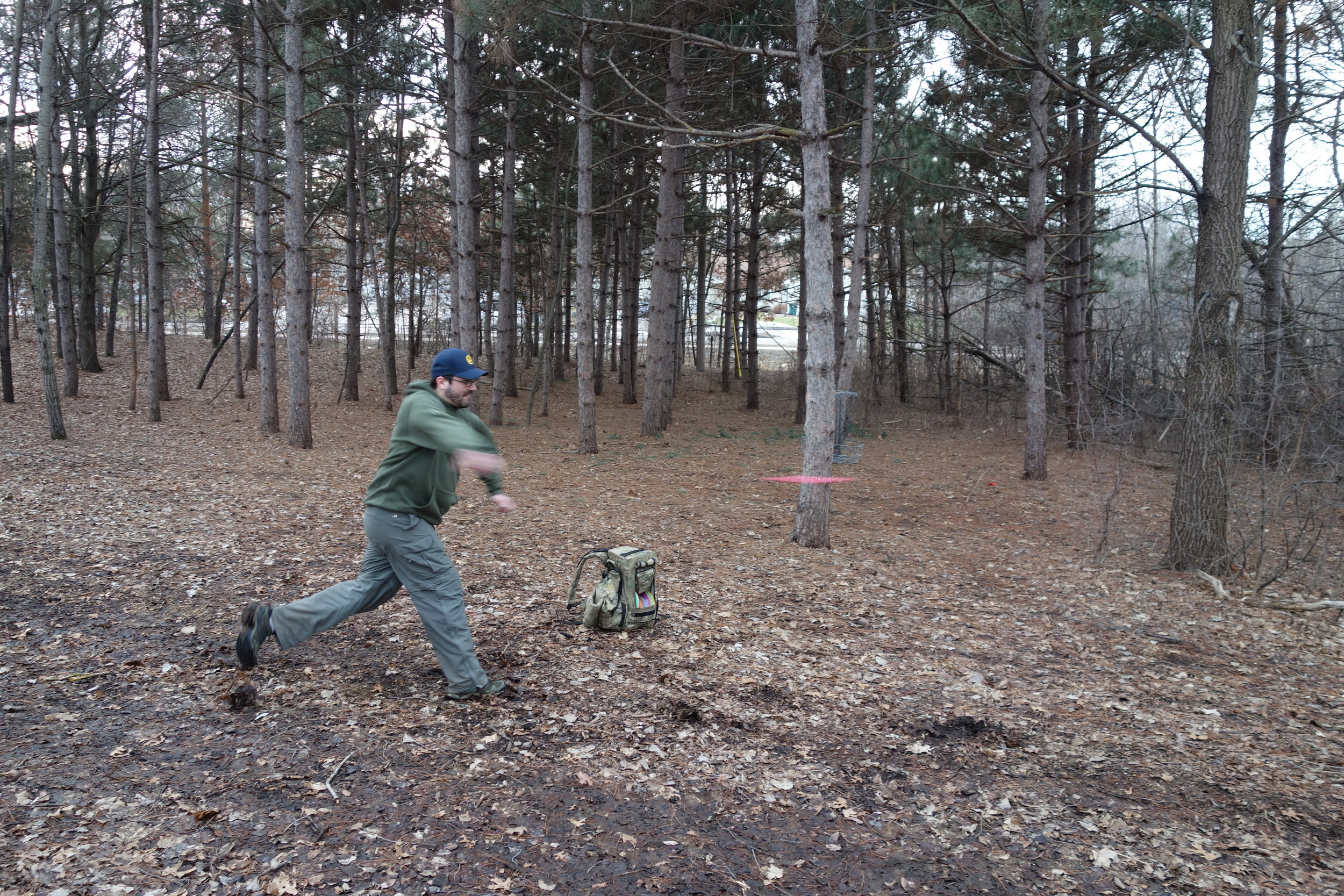 Airborn Disc Golf apparel review by Precision Disc Golf