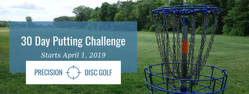 Click here to sign up for the FREE 30 Day Disc Golf Putting Challenge!
