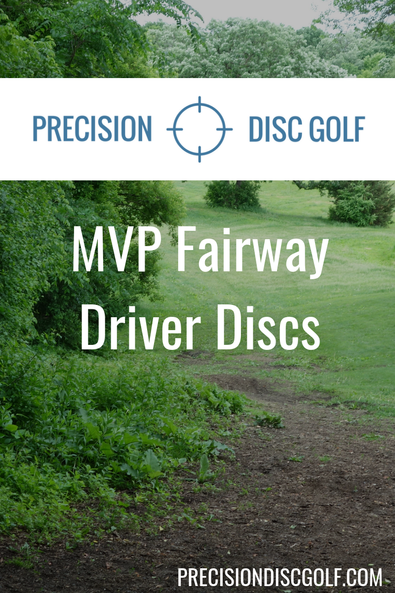 MVP Fairway Driver Discs - Precision Disc Golf