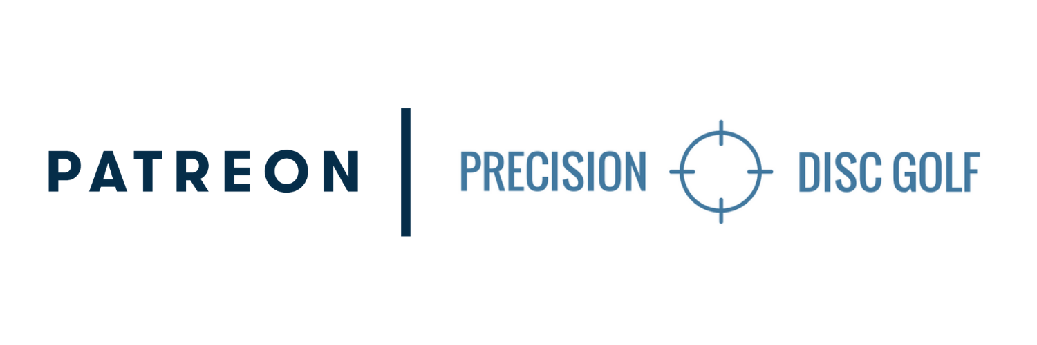 Join Precision Disc Golf on Patreon