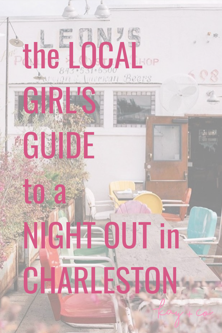 48 hour charleston itinerary, what to do in charleston sc