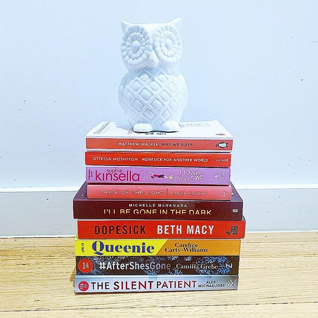 It's been a while since I've updated my TBR stack ☺️ Here's a sneaky look at the books I've snapped up recently 😊😉💖.