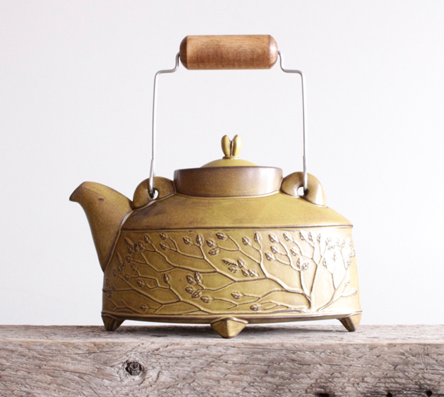 Teapot by Sarah Pike