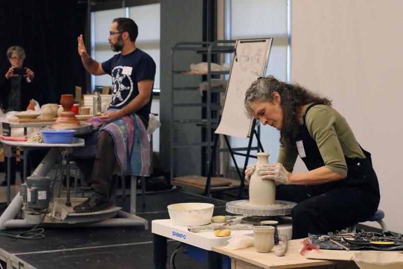 Simon Levin & Ruthanne Tudball, 2017 Symposium