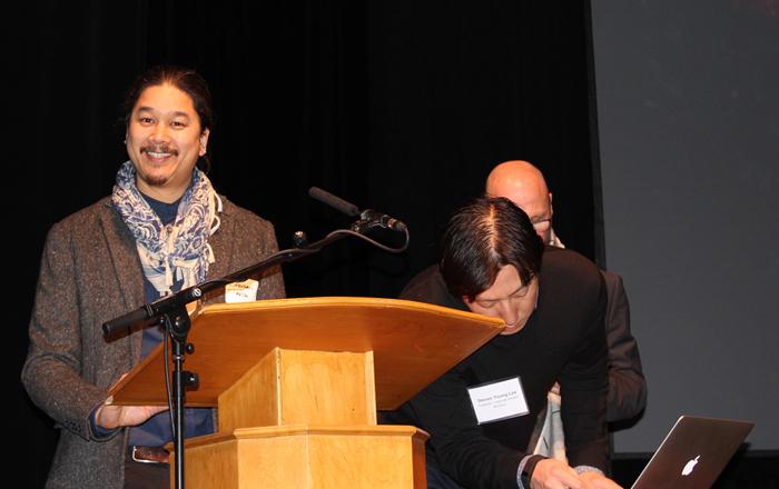 Brendan Tang, 2017 Symposium