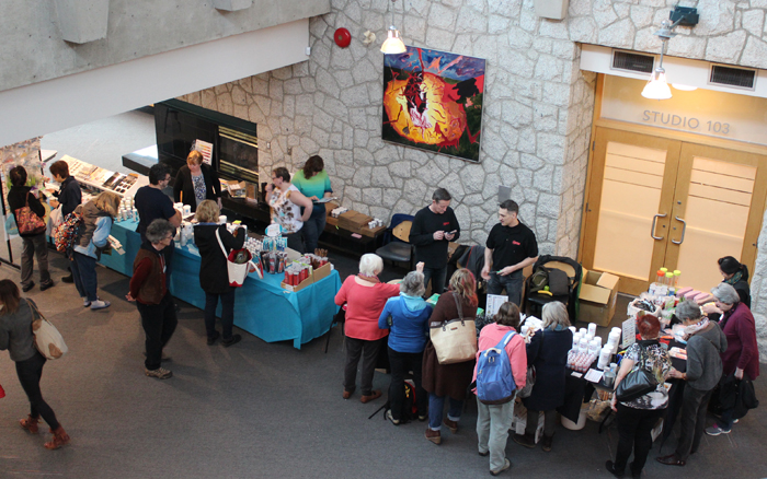 Trade Show, 2017 Symposium