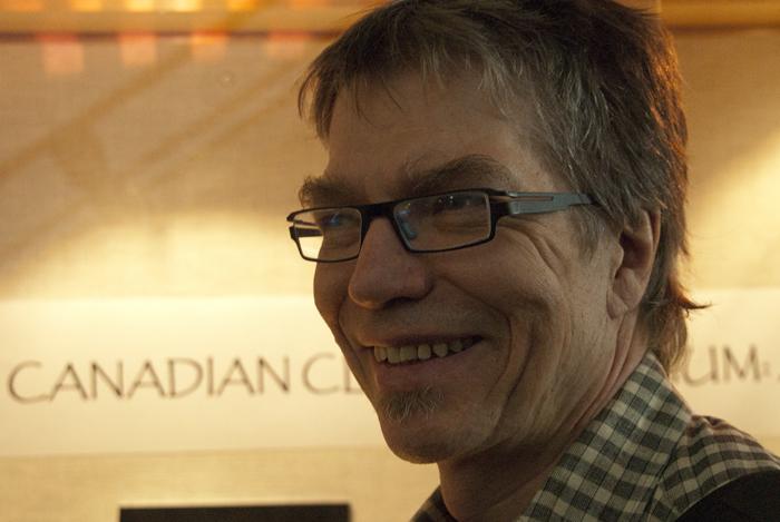 Peter Powning, 2010 Symposium