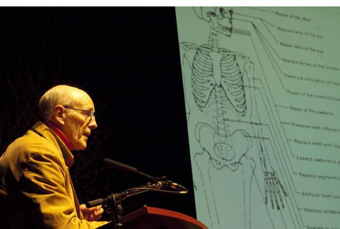 Jack Troy, 2010 Symposium