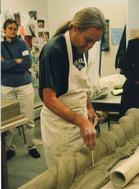 Peter King, 2002 Symposium