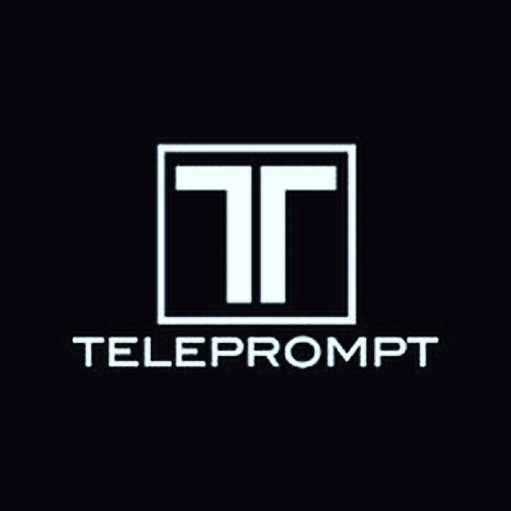 Teleprompt Records Branding