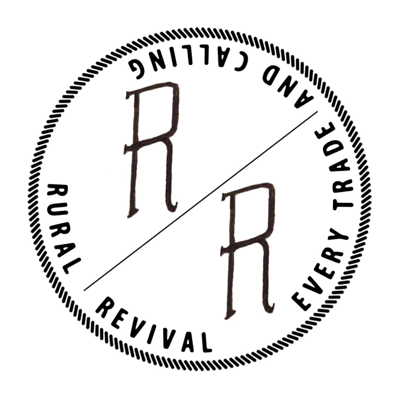 rural revival podcast logo